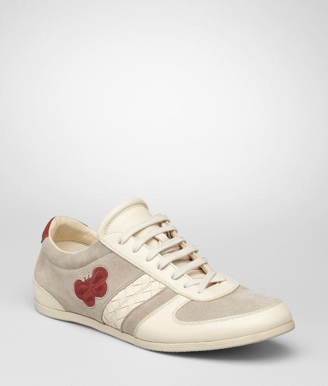 BOTTEGA VENETA Calf Suede Sneaker Trainers U fp