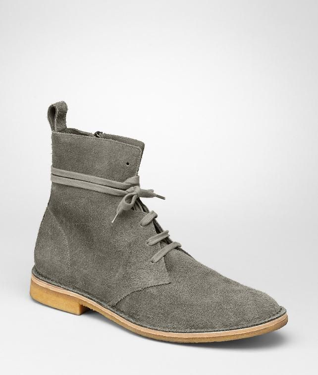 BOTTEGA VENETA Leather Ankle Boot  Boots and ankle boots U fp