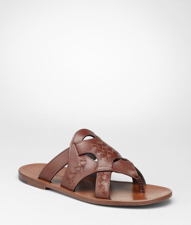 BOTTEGA VENETA Cuir Sandal Sandals U fp