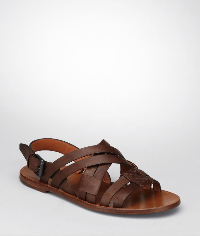 BOTTEGA VENETA Intrecciato Calf Sandal Sandals U fp
