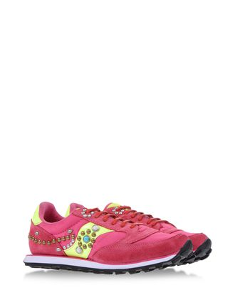 Low-tops  - THE EDITOR for SAUCONY
