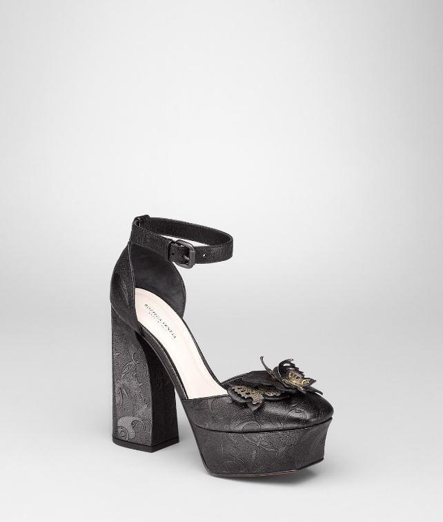 BOTTEGA VENETA Calf Ayers Butterfly Pump Heels and wedges D fp