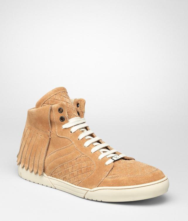 BOTTEGA VENETA Intrecciato Suede Sneaker Sneakers U fp