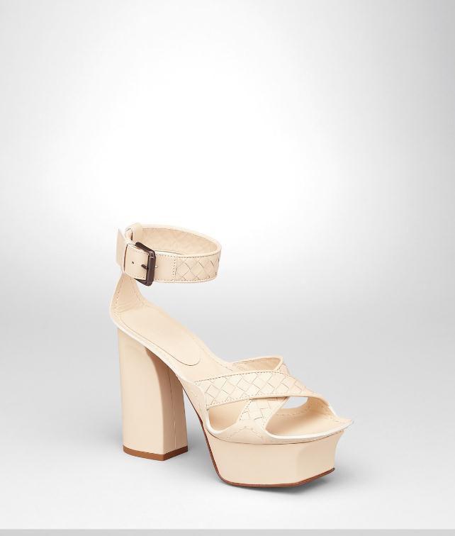 BOTTEGA VENETA Intrecciato Calf Sandal Sandals D fp