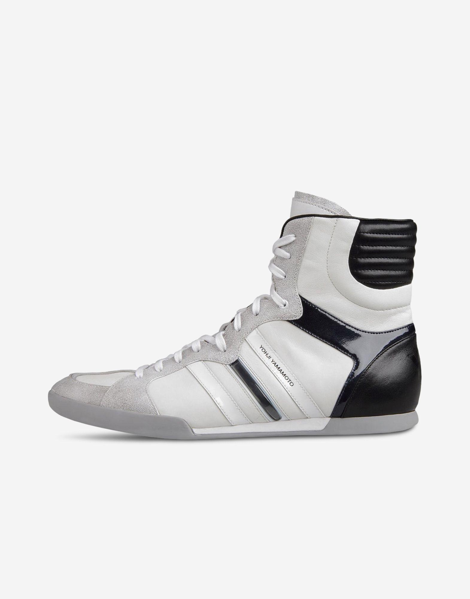 ae5edb0a47a25 ... Y-3 Y-3 Sala High High-top sneakers Man f ...
