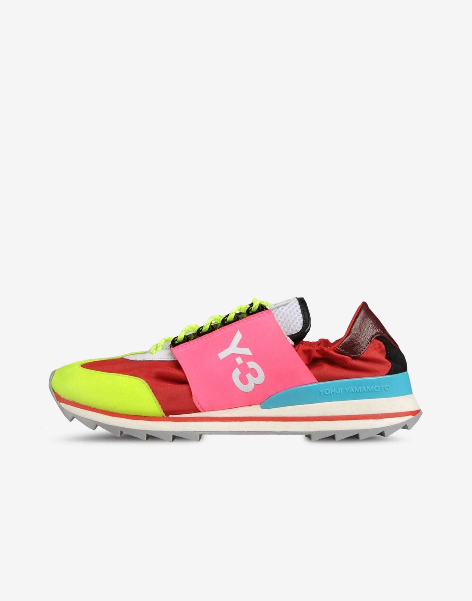 e2741d32e2610 ... Y-3 Y-3 Rhita Sport Sneakers Woman f ...