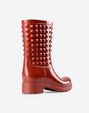 VALENTINO GARAVANI FWS00366-APB401 0RO Rain boot D d