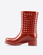 VALENTINO GARAVANI FWS00366-APB401 0RO Rain boot D e