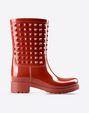 VALENTINO GARAVANI FWS00366-APB401 0RO Rain boot D f