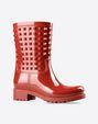 VALENTINO GARAVANI FWS00366-APB401 0RO Rain boot D r