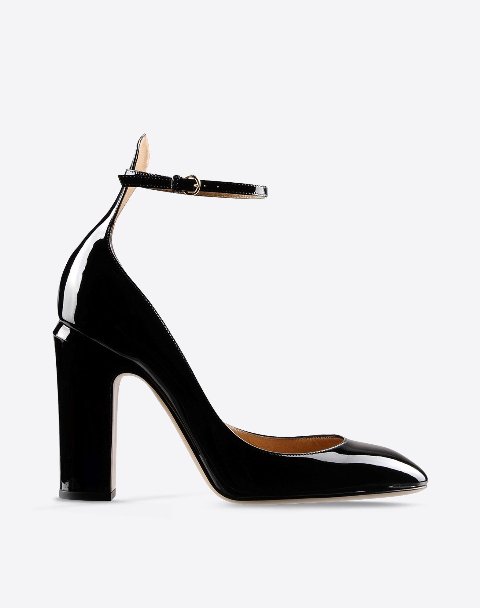 Valentino Garavani Tango Patent-leather Pumps - Black Valentino Get Authentic Cheap Price Free Shipping Shopping Online gTkgXV0DrJ
