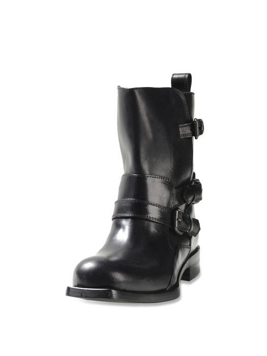 DIESEL BLACK GOLD MOTO-HB Elegante Schuhe D f