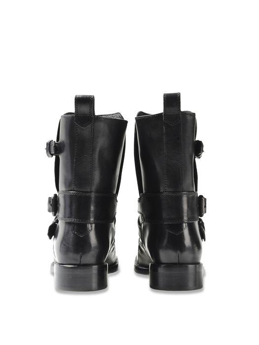 DIESEL BLACK GOLD MOTO-HB Elegante Schuhe D d