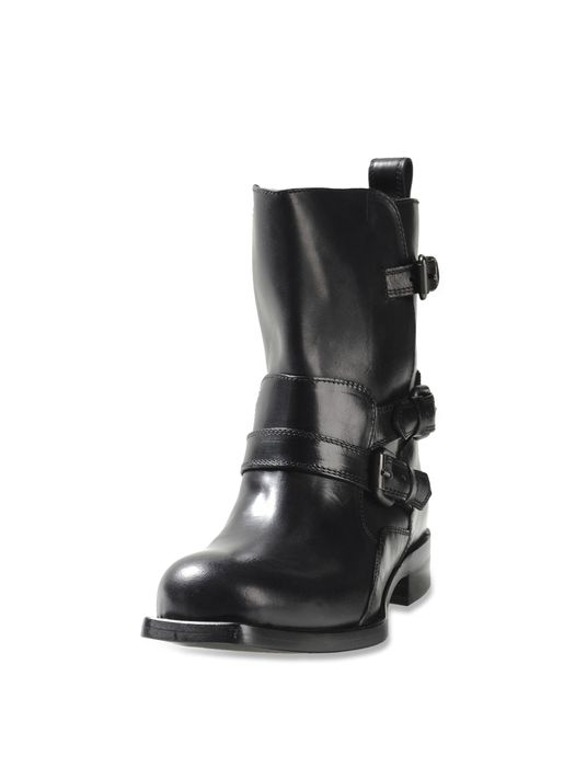 DIESEL BLACK GOLD MOTO-HB Chaussures D f