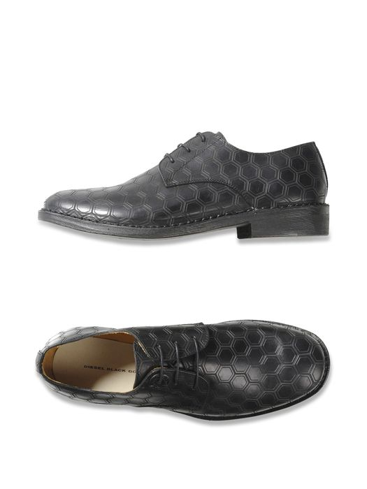 DIESEL BLACK GOLD BARNY-LAS Dress Shoe U r