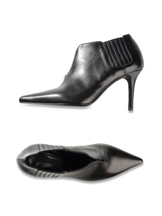 DIESEL BLACK GOLD ELASTIC BOOTIE AI-S Scarpa fashion D r