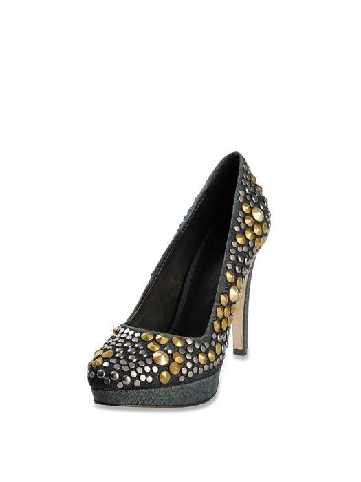 DIESEL KRISTALY Elegante Schuhe D f