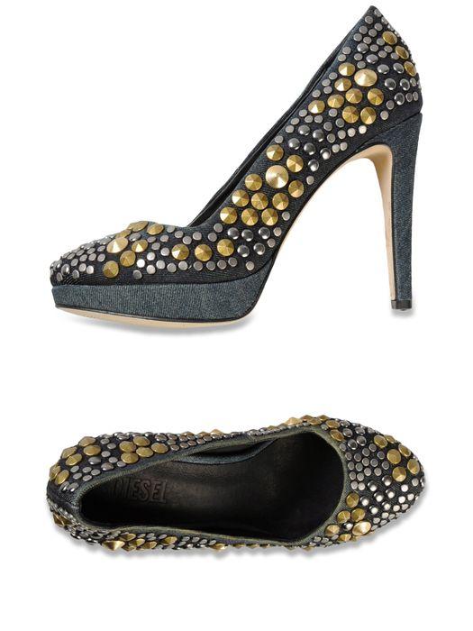 DIESEL KRISTALY Elegante Schuhe D r