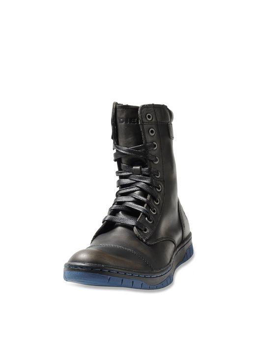DIESEL BASKET BUTCH ZIP Chaussures U f