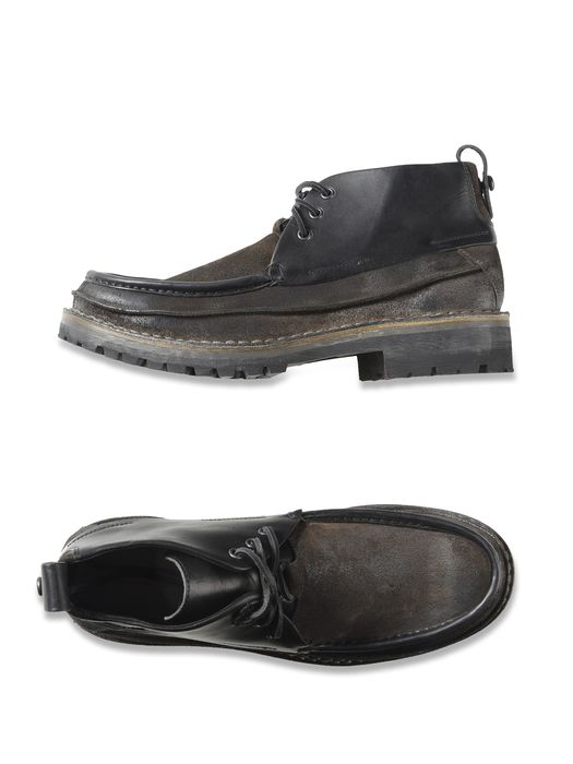 DIESEL BLACK GOLD JONNY Elegante Schuhe U r