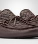 BOTTEGA VENETA WAVE DRIVER IN ESPRESSO INTRECCIATO CERVO Mocassin or Slipper U ap