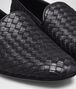 BOTTEGA VENETA FIANDRA SLIPPER IN NERO INTRECCIATO CALF Mocassin or Slipper Man ap