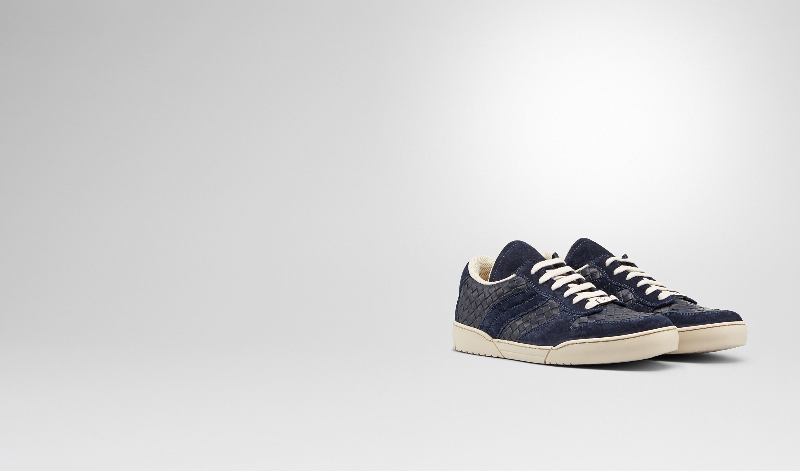 BOTTEGA VENETA Trainers U Prusse Intrecciato Calf Sneaker pl