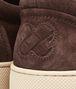 BOTTEGA VENETA Sneaker aus Wildleder Intrecciato Espresso Sneaker oder Sandale U ap