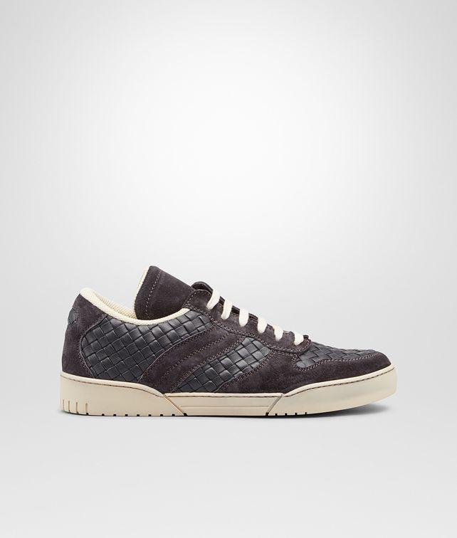 BOTTEGA VENETA Ardoise Intrecciato Calf Sneaker Trainers U fp