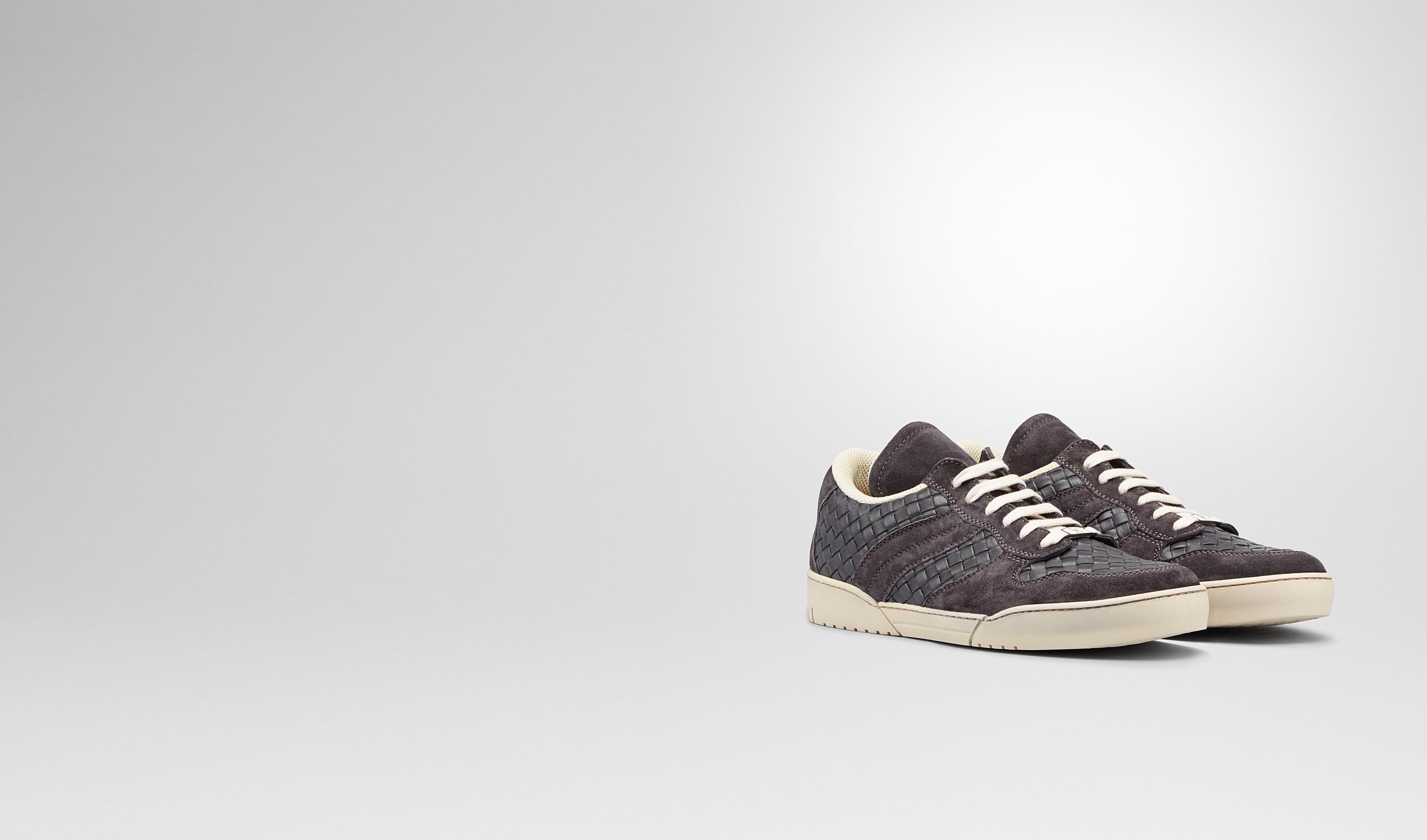 BOTTEGA VENETA Trainers U Ardoise Intrecciato Calf Sneaker pl
