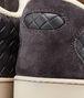 BOTTEGA VENETA Ardoise Intrecciato Calf Sneaker Trainers U ap