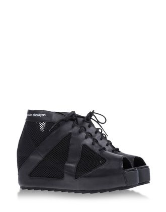 High-tops - PUMA by HUSSEIN CHALAYAN