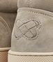 BOTTEGA VENETA Sneakers Fumé in Suede Intrecciato Sneakers U ap