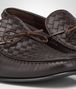 BOTTEGA VENETA WAVE DRIVER IN ESPRESSO INTRECCIATO CALF Mocassin or Slipper U ap