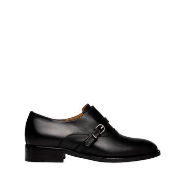 BALENCIAGA Moccasins D Balenciaga Papier Derby Buckle Shoes f