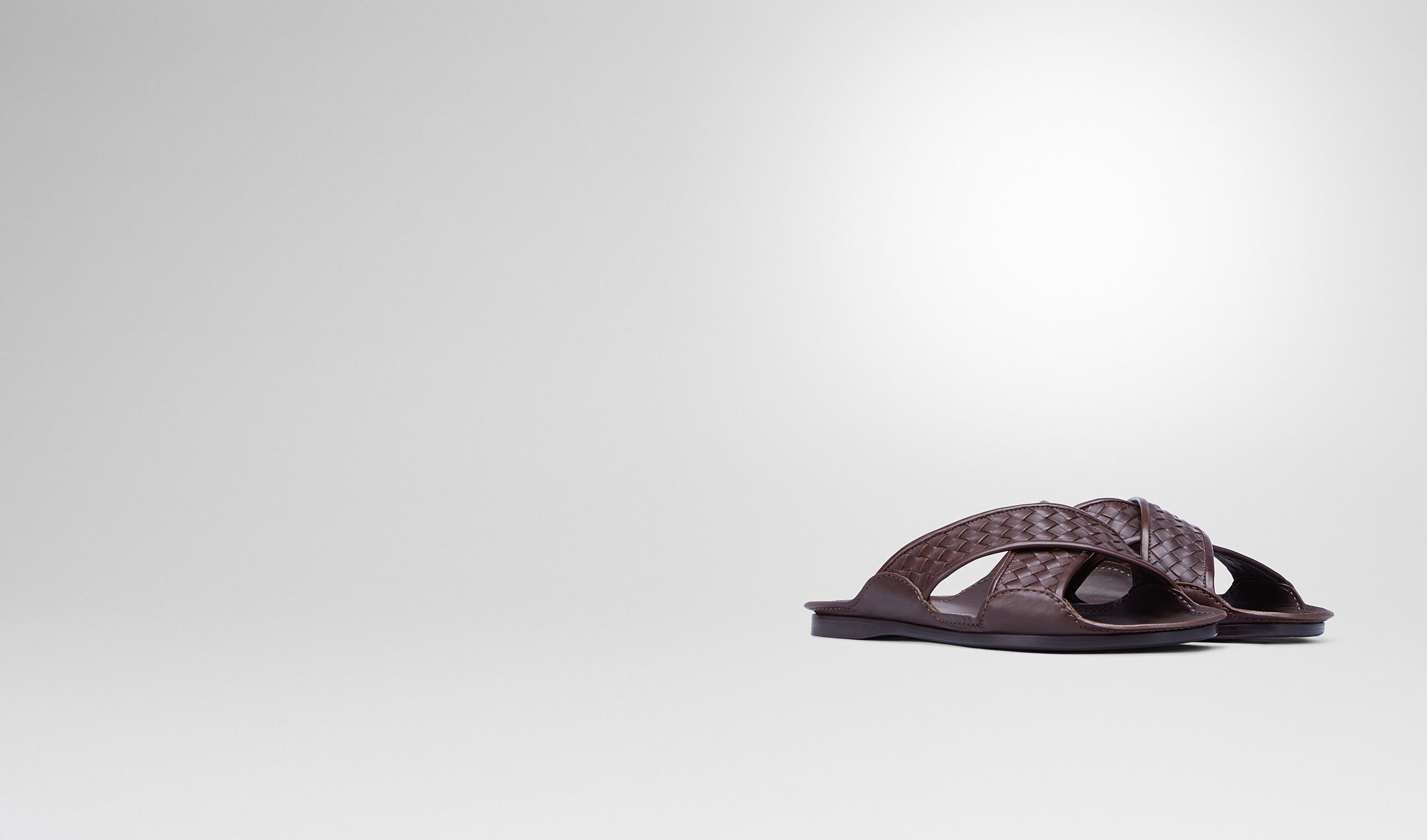 BOTTEGA VENETA Sneaker or Sandal U Edoardo Intrecciato Calf Sandal pl