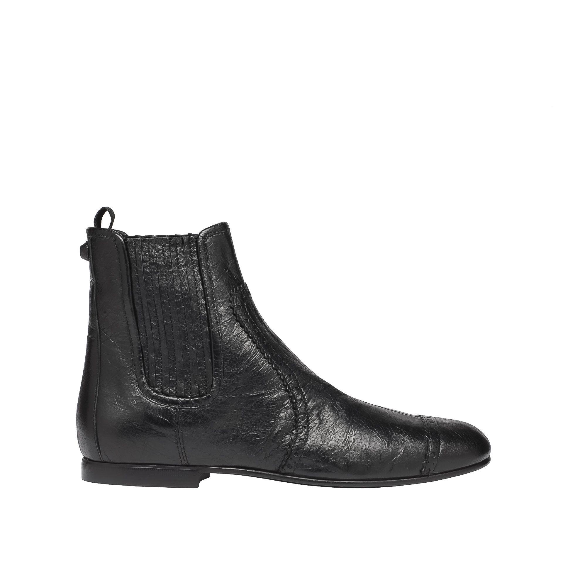 BALENCIAGA Balenciaga Brogues Ankle Boots Ankle boot D f