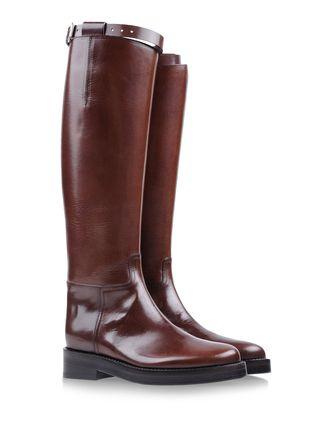 Tall boots - ANN DEMEULEMEESTER