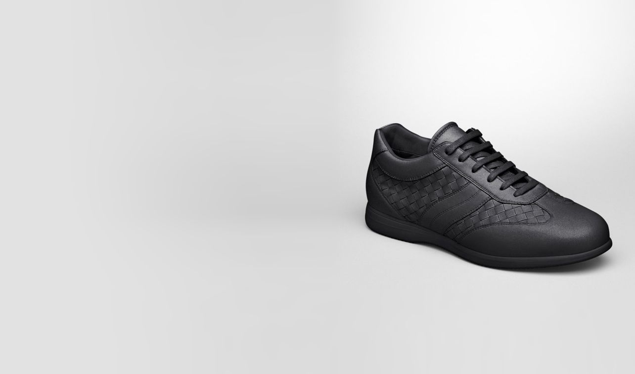 BOTTEGA VENETA Sneakers U Intrecciato Speedster Calf Sneaker  pl