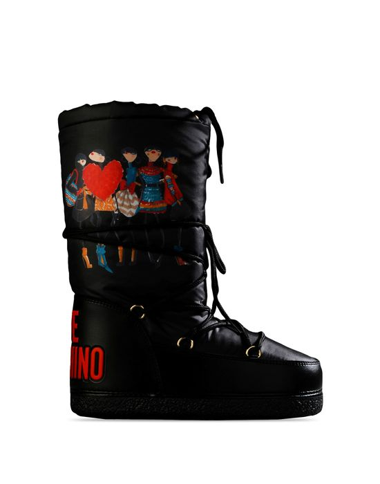 Ankle boots Woman LOVE MOSCHINO