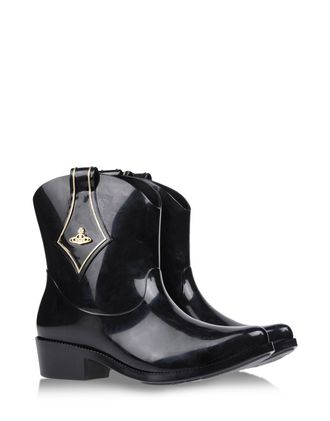 Ankle boots - VIVIENNE WESTWOOD ANGLOMANIA + MELISSA