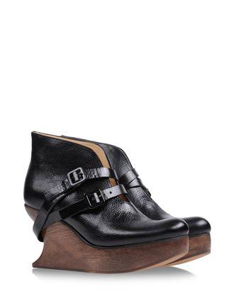 Ankle boots - ELLEN VERBEEK