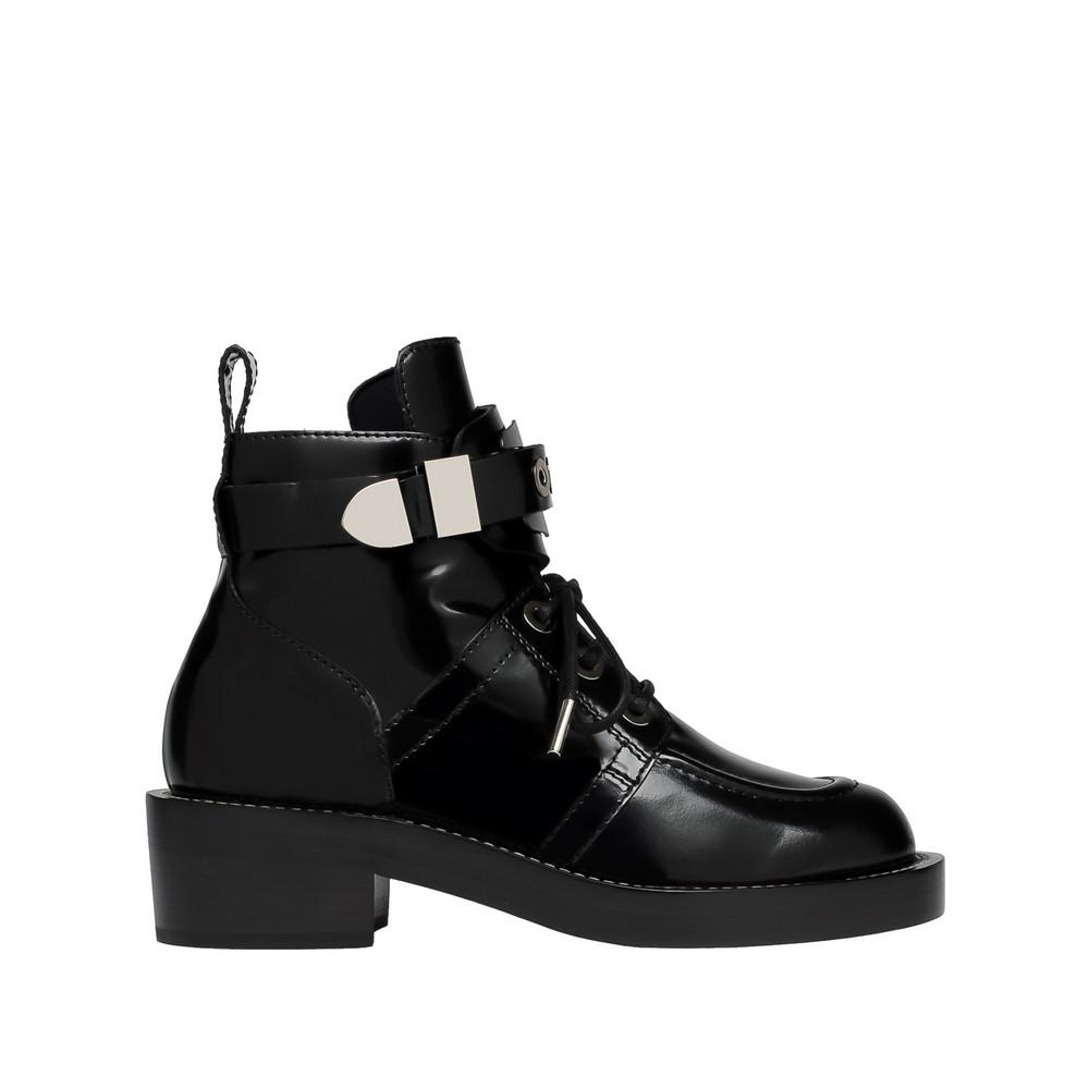 BALENCIAGA Balenciaga Ankle Boots zum Schnüren Ceinture Ankle Boots D f