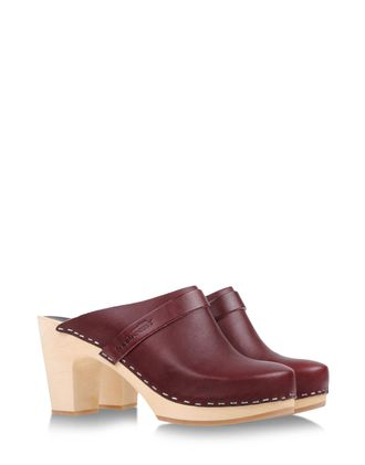 Mules & Clogs - SWEDISH HASBEENS