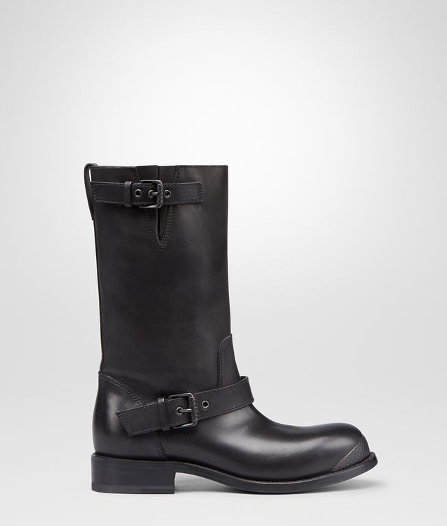 BOTTEGA VENETA Nero Calf Boot Boots and ankle boots D fp