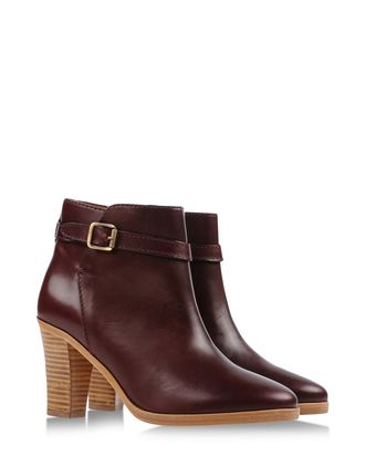 Ankle boots - A.P.C.