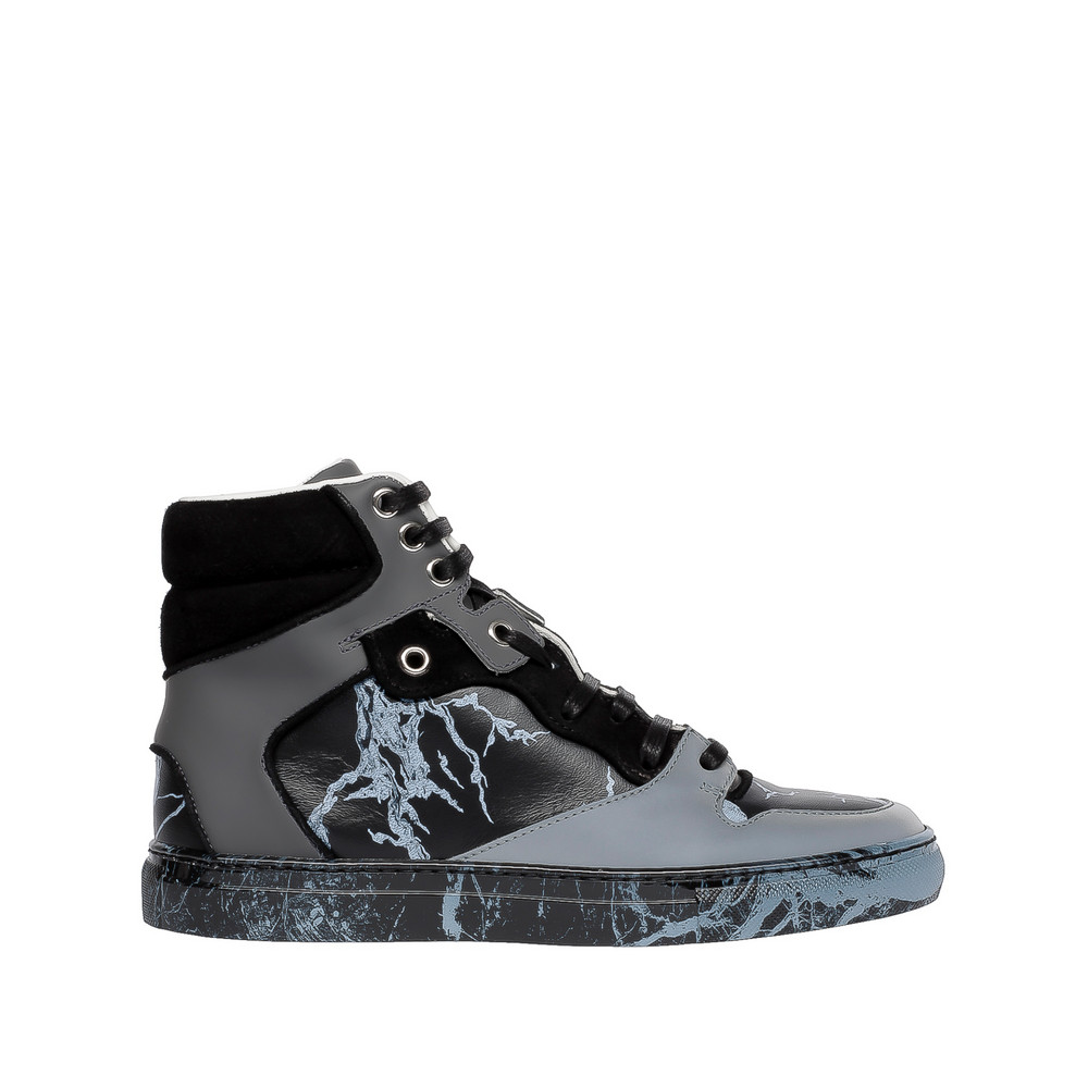 BALENCIAGA Balenciaga Sneakers Marble Effect Sneaker D f