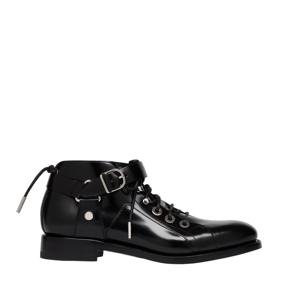 BALENCIAGA Balenciaga Mountain Chelsea Boots Flat D f