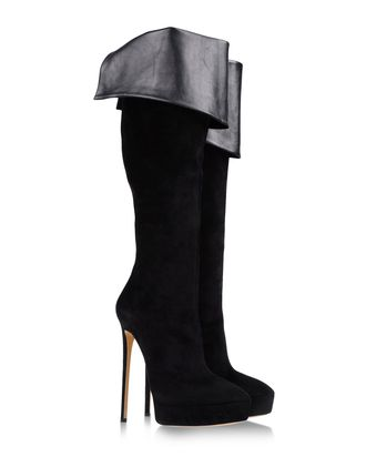 Over the knee boots - CASADEI