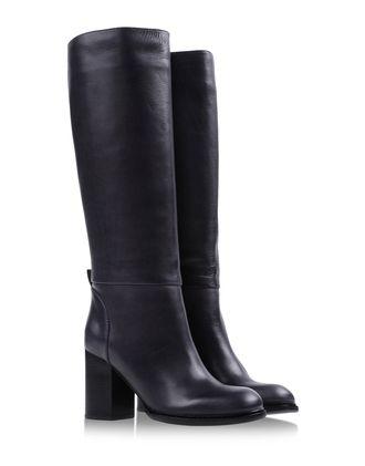 Tall boots - JIL SANDER NAVY